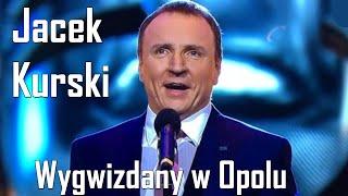 Jacek Kurski wygwizdany podczas festiwalu Opole 2016