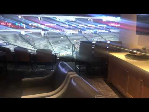 Flagship Suite Inside The American Airlines Center