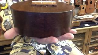 1940's Vintage Gibson Mahogany Soprano Ukulele #684 @ Ukulele Mania, Tokyo