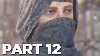 A PLAGUE TALE INNOCENCE Walkthrough Gameplay Part 12 - CLUSTER (PS4 Pro)