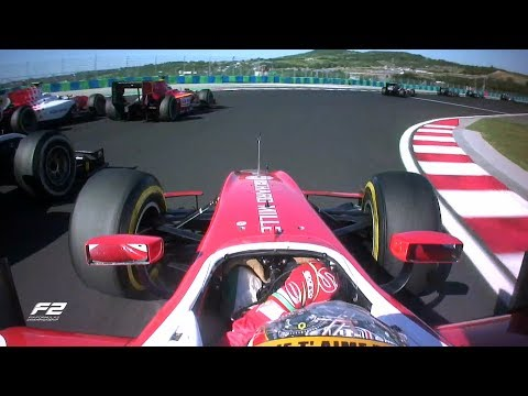 2017 F2 Highlights: Best Of Charles Leclerc