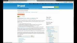 دروبال 7 وحدة تطوير جزء 6 - شكل API قاعدة بيانات إدراج - الجرعة اليومية من دروبال الحلقة 21