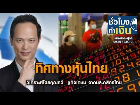 วิเคราะห์ทิศทางหุ้นไทยวันนี้ Iชั่วโมงทำเงินI20-08-63