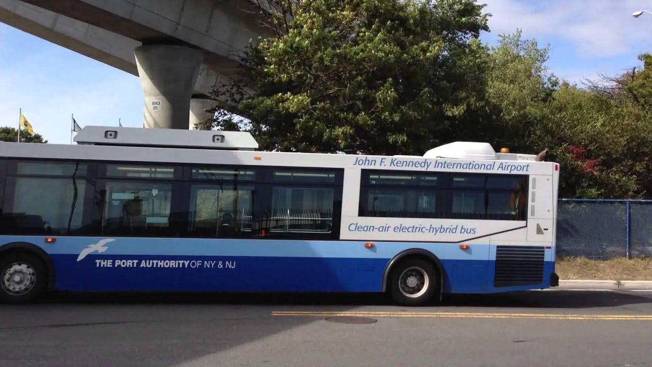 Panynj Jfk Shuttle Bus Orion Vii Og Ng Hevs 727 744
