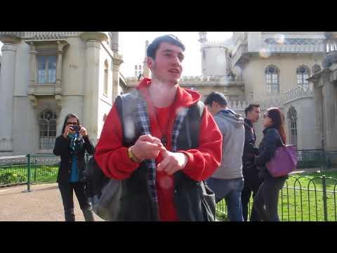 Royal Pavilion Palace - England