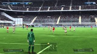 [PBU] FIFA Online 3 ลองเล่น P.maldini กับ F.inzaghi [EURO2008]