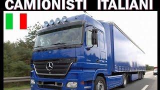Video CAMIONISTI ITALIANI INCAZZATI  NERI !!! download MP3, 3GP, MP4, WEBM, AVI, FLV November 2017