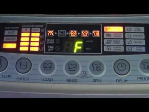 Complete Guidance for LG Automatic Washing Machine (Hindi) (1080p HD)