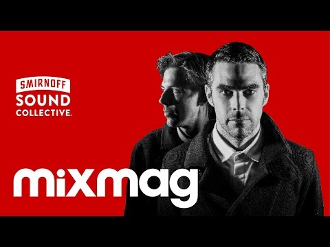 GROOVE ARMADA house & tech DJ set in The Lab LDN