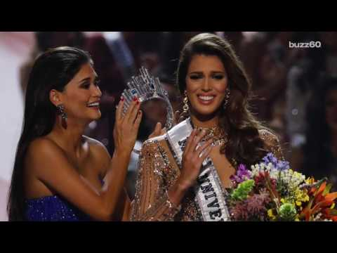 Miss Colombia Delivers Some Hilarious News to Steve Harvey