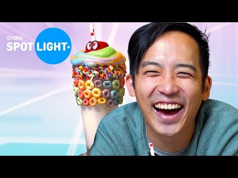 Jimmy Wong Celebrates Super Mario Odyssey with this Themed Hot Chocolate  IGN Spotlight
