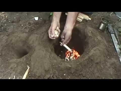 Smokeless Fire Pit Youtube