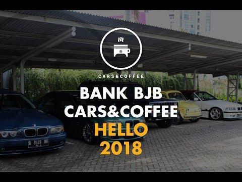 BANK BJB CARS & COFFEE JAKARTA JANUARI 2018