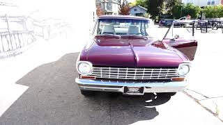 1964 Chevrolet Nova II 2 Door Coupe