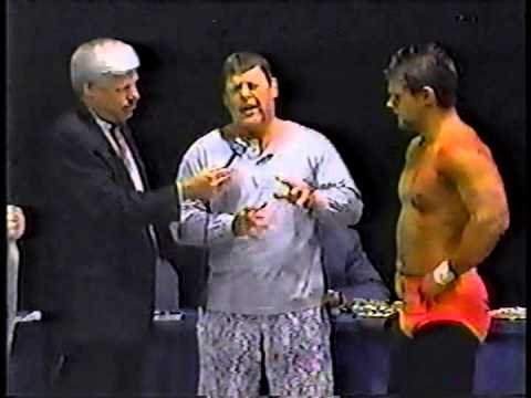 Jerry Lawler and Brian Christopher interview