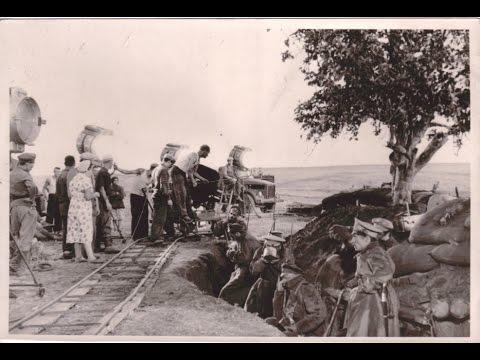 Как снимали фильм «Тихий Дон» в хуторе Диченском 1956-1957 ...