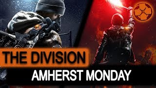 The Division 🔴 Amherst Monday | Weekly Assignments | Saving Caches for Update 1.8 | PC Gameplay
