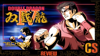 DOUBLE DRAGON IV - PS4 REVIEW