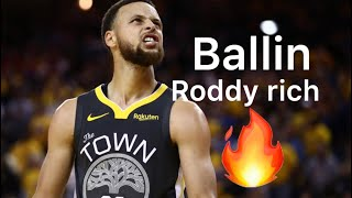 Stephen Curry Mix ~ Ballin ft. Roddy Rich