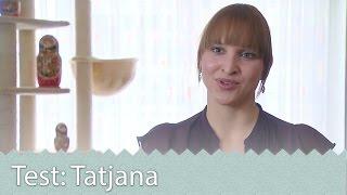 Projektiver Bildertest: Tatjana   Hochzeit auf den ersten Blick