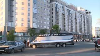 Свадьба в лимузине  Party Bus Харьков