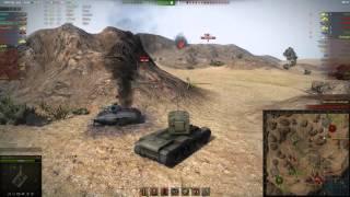 World of Tanks KV-2 Platoon
