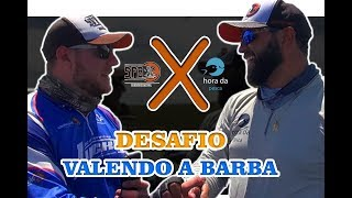 DESAFIO NA PESCARIA - HORA DA PESCA X SOUTH FISHING BRASIL