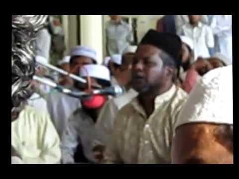 Qawwali - Urus Mubarak of Hazrath Syed Noori Shah (Rah.) Hyderabad. J.K. Shaheen Qawwal