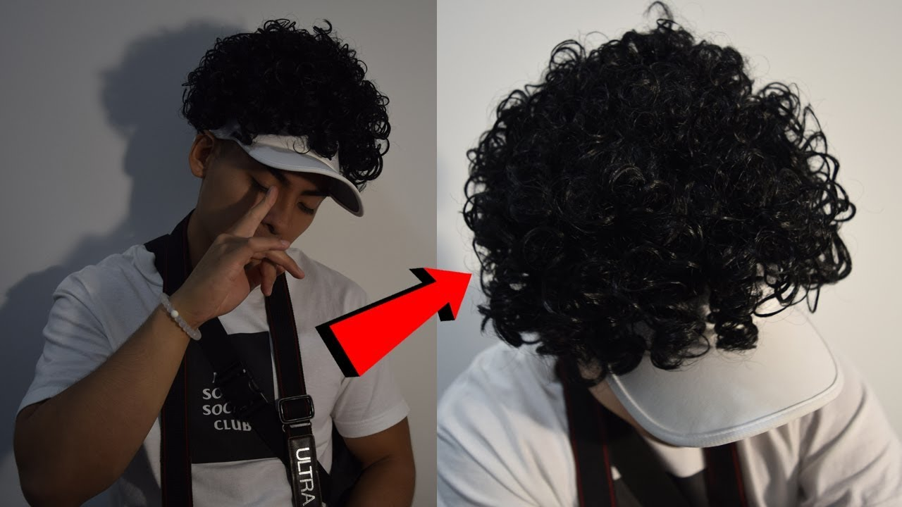 how to get full curly hair