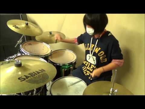 【ドラム】MAN WITH A MISSION「Emotions」 叩いてみた