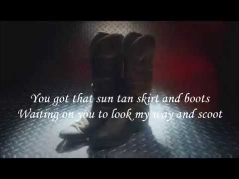Luke Bryan - That's my kind of night (Lyrics)