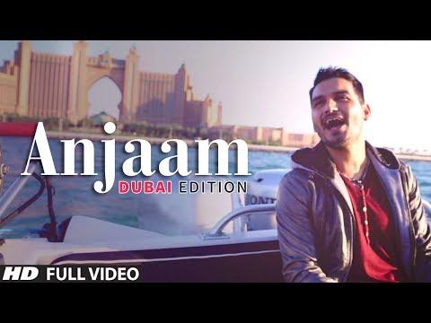 Gajendra Verma   Anjaam   Vikram Singh   Dubai Edition
