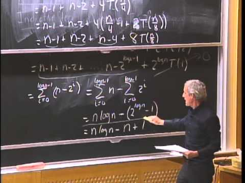 mit opencourseware mathematics for computer science Which majors take this class: all engineers, computer science, math, physics  lectures (mit opencourseware) assignments with solutions.