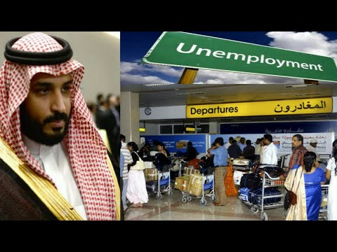 Crisis in Saudi Arabia: Unemployment Worsening, Expats Leavi