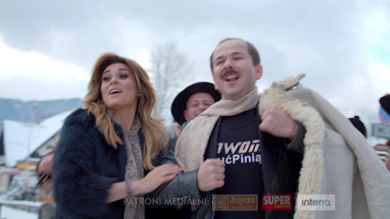 Sylwester 2017: Sławomir na Krupówkach