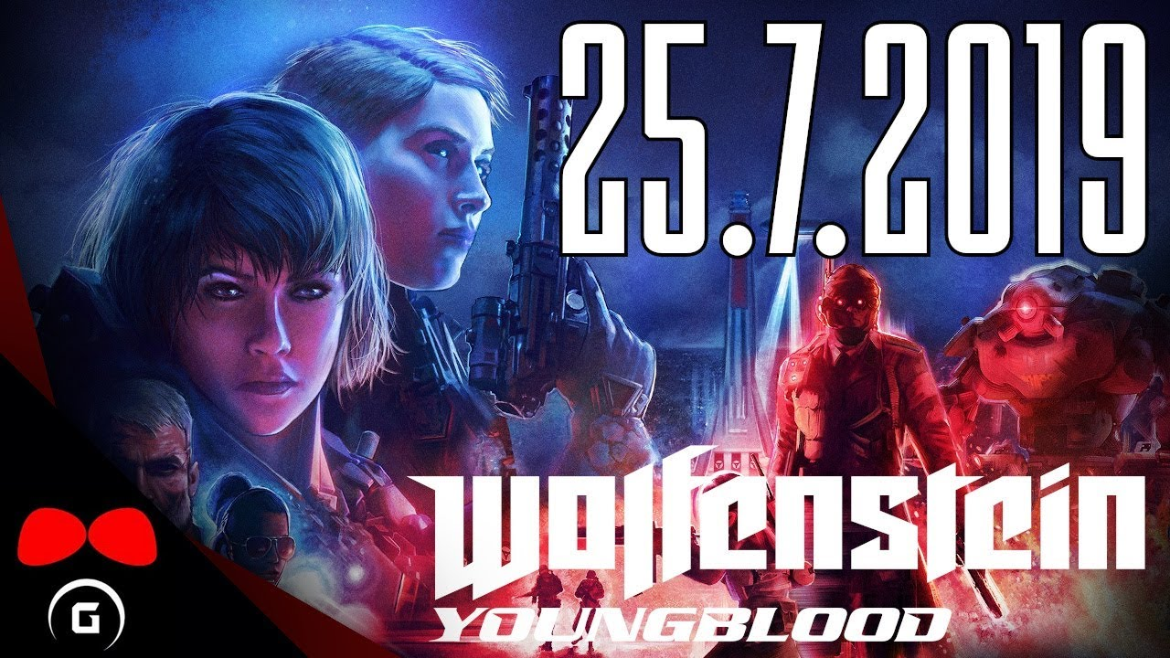Wolfenstein: Youngblood | #1 | 25.7.2019 | Agraelus | 1080p60 | PC | CZ thumbnail