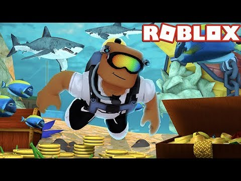 SCUBA DIVING IN ROBLOX (Roblox Roleplay)
