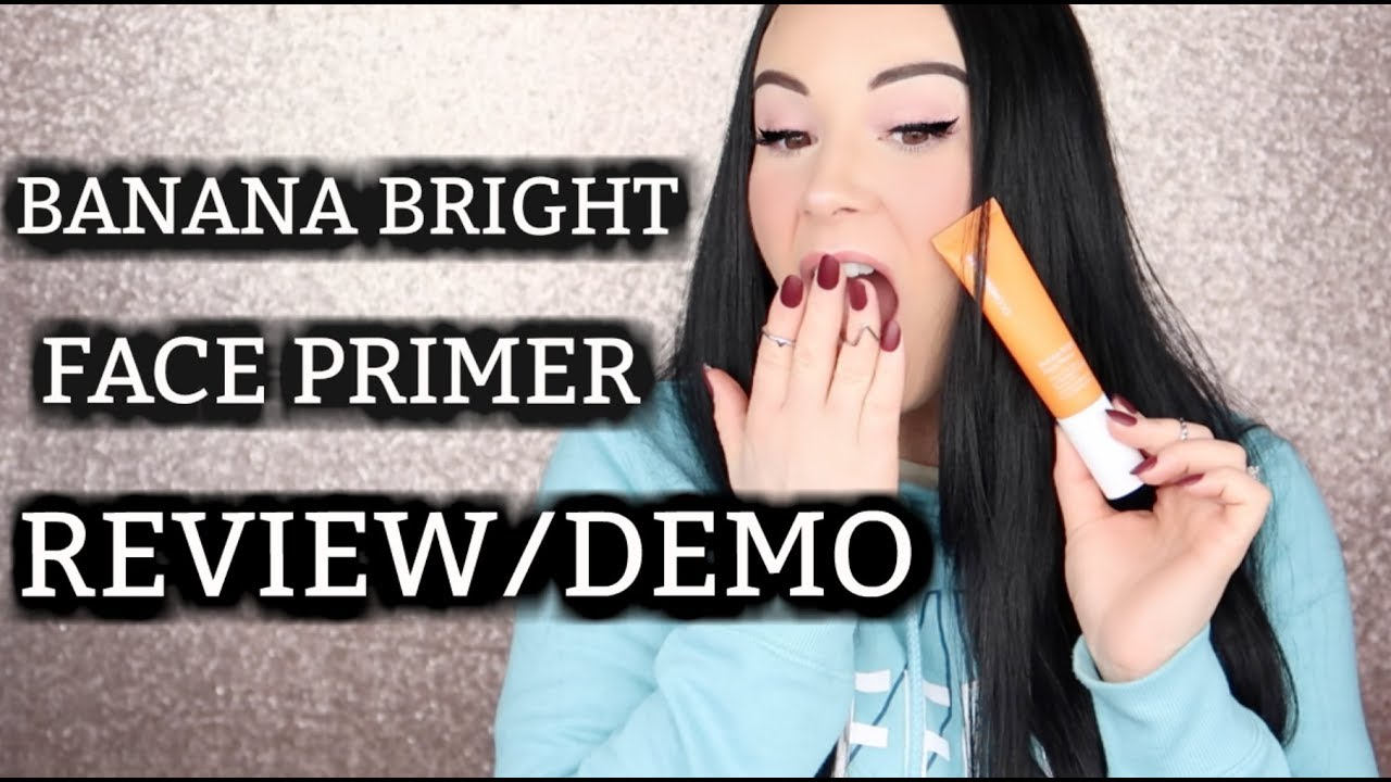 Banana Bright Face Primer  by ole henriksen #19