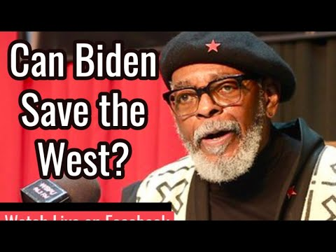 Address to the African Nation: Can Biden save the west?