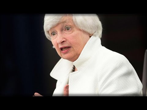 BREAKING: FED BACKTRACKS! WHAT YELLEN JUST SAID CHANGES EVERYTHING