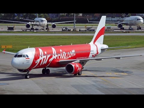 Desperate Search for Missing Air Asia Flight 8501
