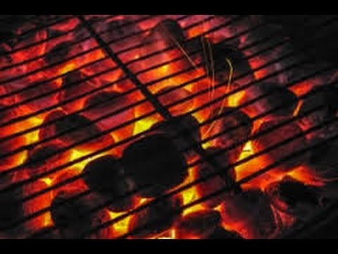 the best way to light bbq coals youtube. Black Bedroom Furniture Sets. Home Design Ideas