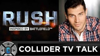 Rush: Inspired By Battlefield Star Lou Ferrigno Jr. Interview - Collider TV Talk