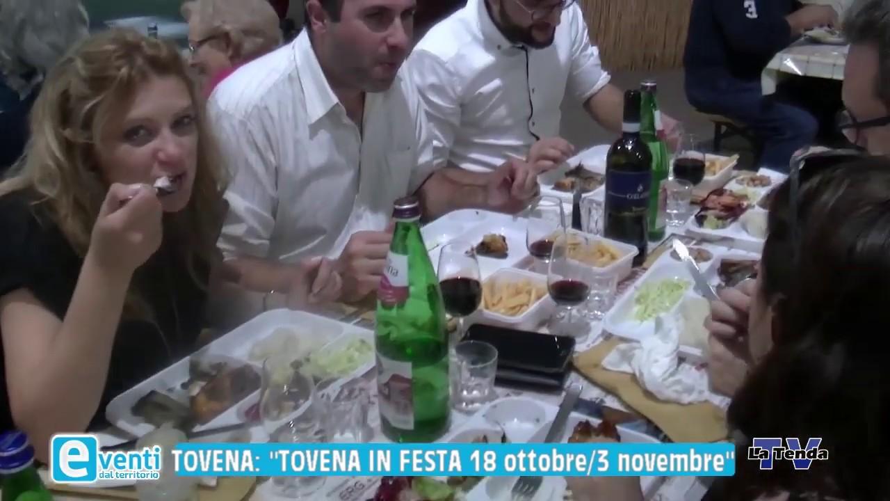 EVENTI - Tovena - Tovena in festa