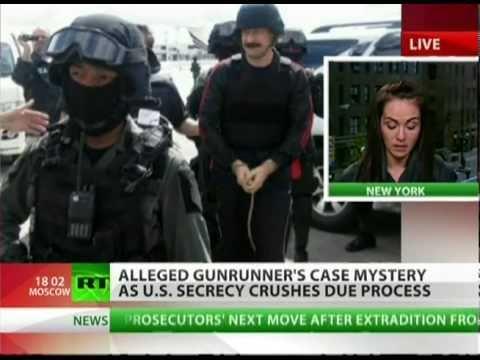 Viktor Bout faces US court