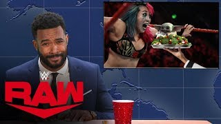"""The Street Profits offer up their """"Monday after Weekend Update"""": Raw, Dec. 9, 2019"""