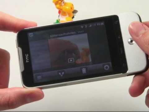 HTC Legend Test Kamera