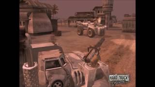Музыка к Ex Machina Боевая сцена 2 Hard Truck Apocalypse Soundtrack Cutscene Battle 2