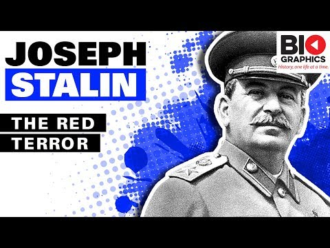 Joseph Stalin: The Red Terror