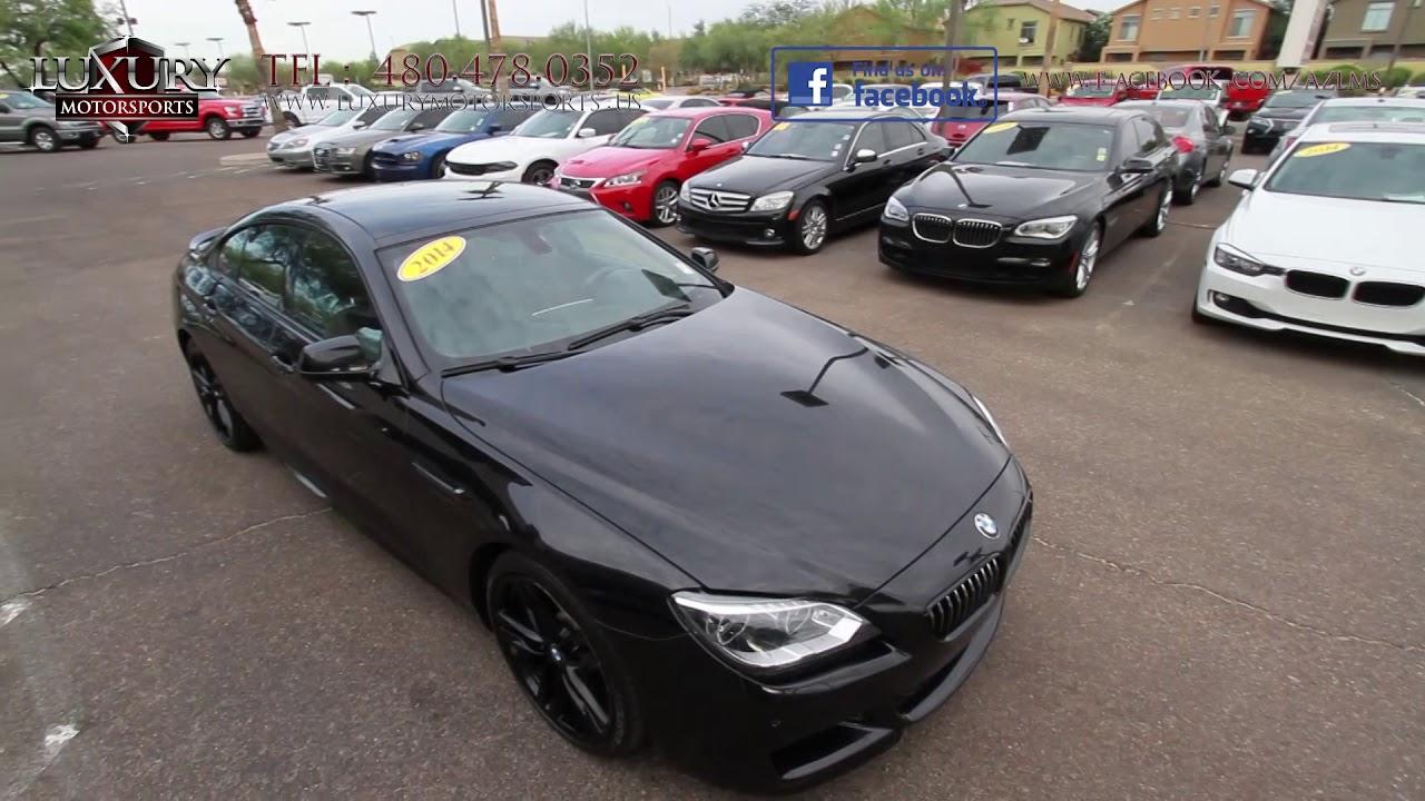 BMW I Gran Coupe Luxury Motorsports YouTube - 2014 bmw 640i